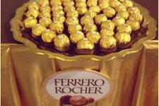Стань настоящим художникомv вместе с Ferrero Rocher!